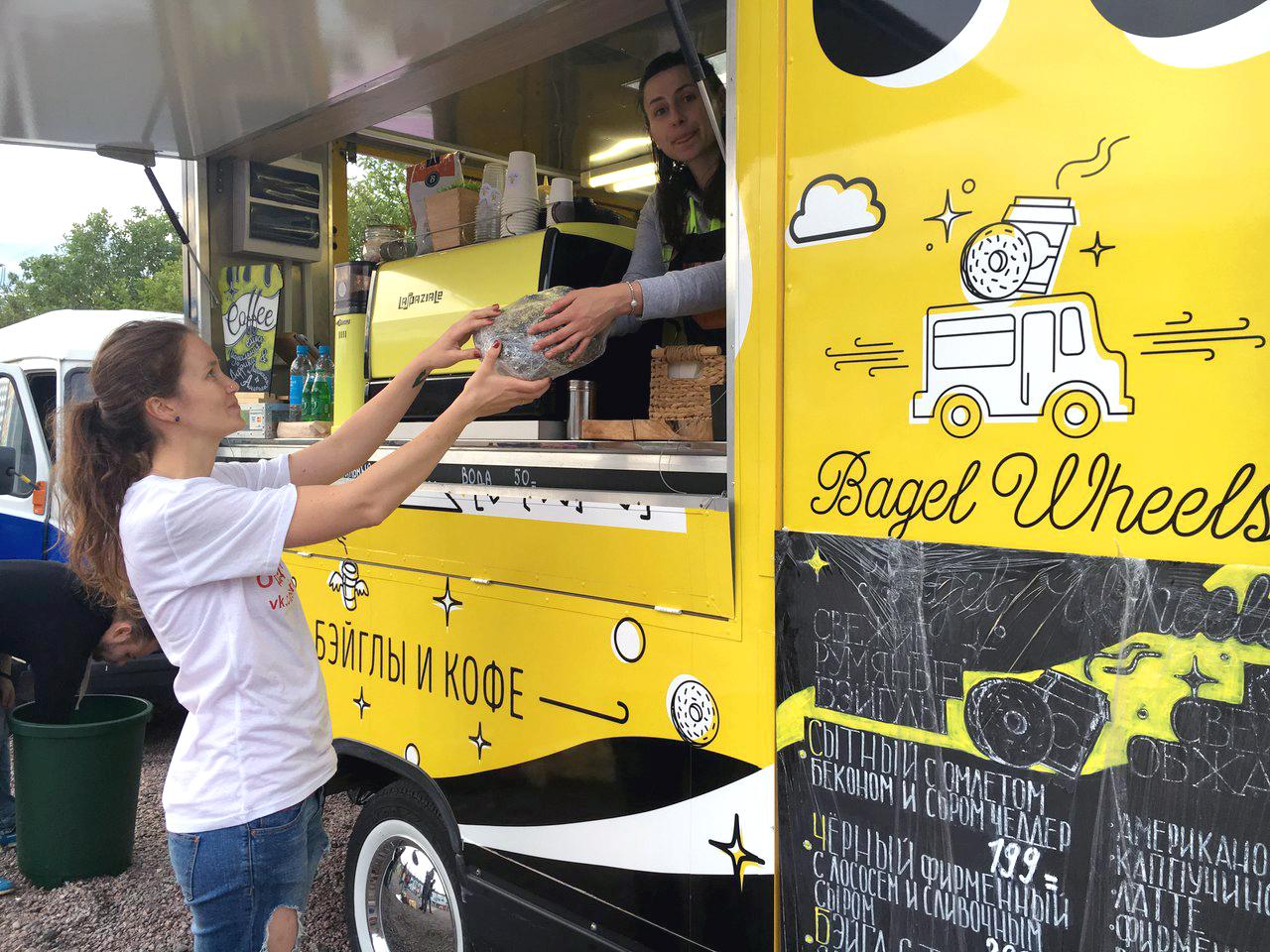 Russos multiplicam comunidades on-line para compartilhar comida width=