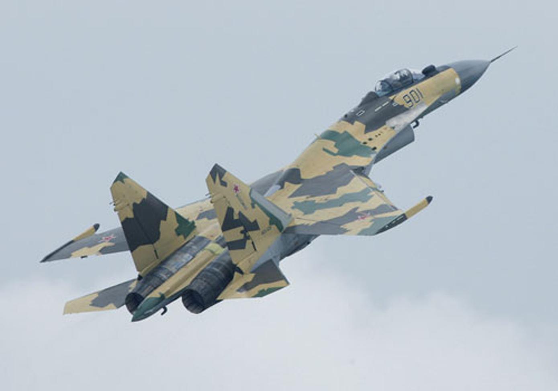 VIDEO: Kemampuan Tempur dan Manuver Su-35