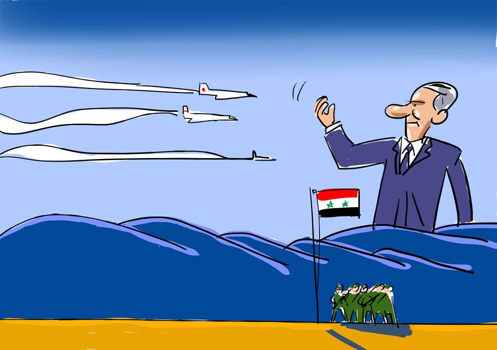 Mengapa Moskow Turunkan Intensitas Kehadirannya di Suriah?