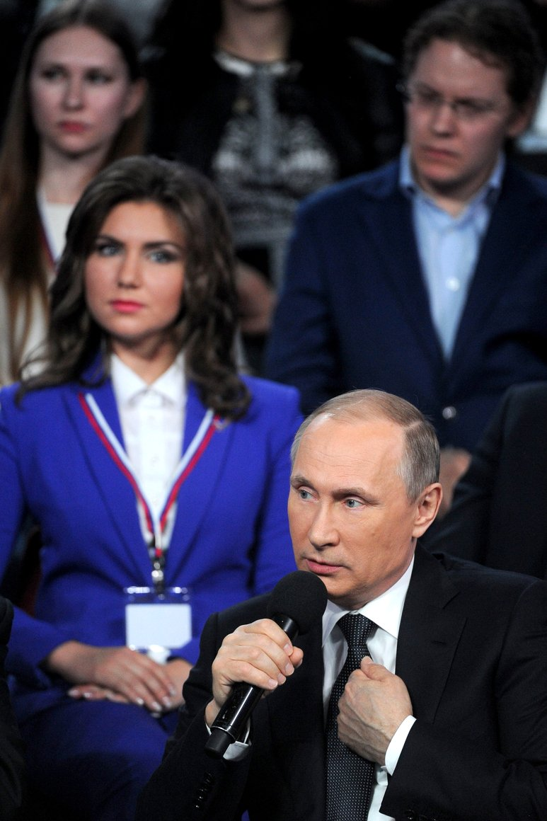 Putin: Sangat Sulit Perangi Korupsi, tapi Kami Tak Akan Menyerah