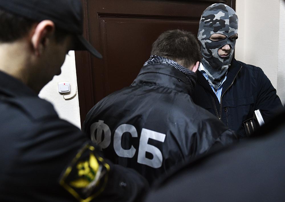 Bekuk Kawanan Teroris, FSB Gagalkan Upaya Pengeboman Dua Kota Besar Rusia