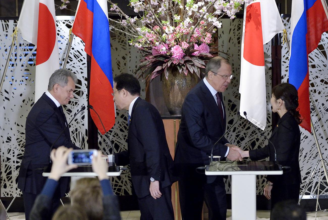 もっと読む:安倍首相の4月訪露を確認