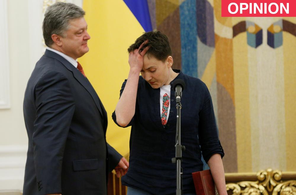 Caso Savchenko, i pro e i contro della vicenda
