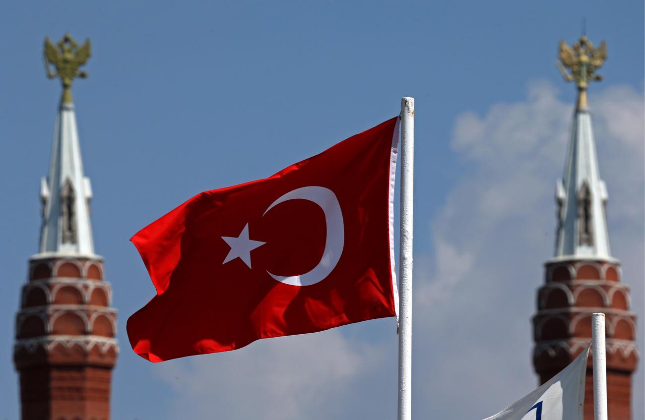 Kecewa dengan NATO, Turki Pilih Kerja Sama dengan Moskow