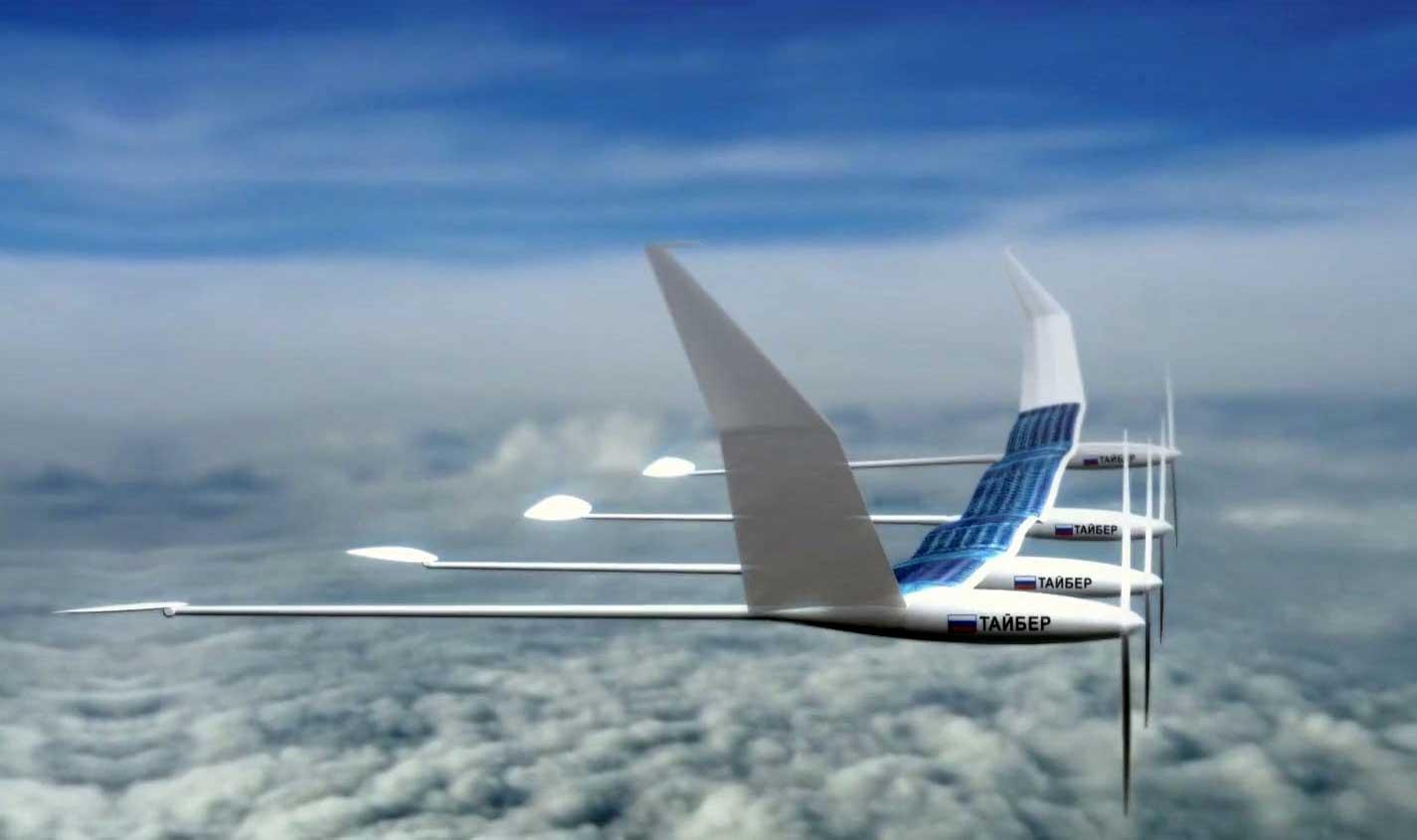 Satelit Tenaga Surya Pertama Rusia Sukses Lakukan Uji Penerbangan