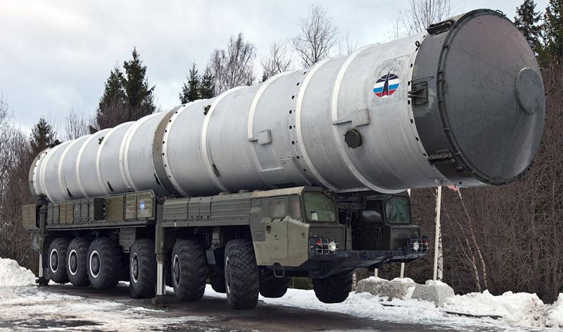 Rusia Sukses Uji Coba Misil Terbaru untuk Lindungi Moskow