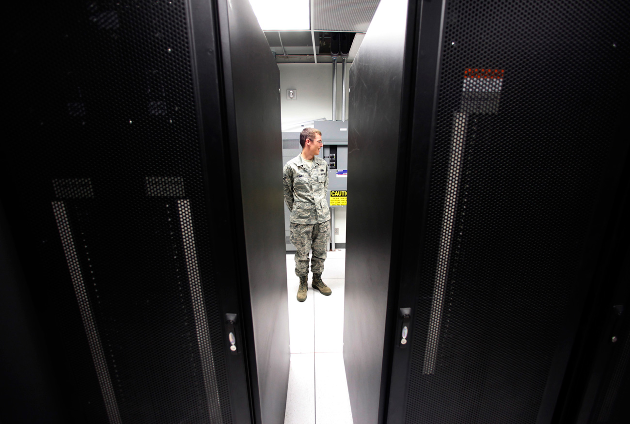 Far too dangerous: Why Russians weren't invited to hack the U.S. Air Force