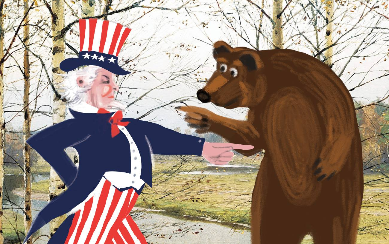 Kenapa Orang Rusia Tidak Percaya AS?