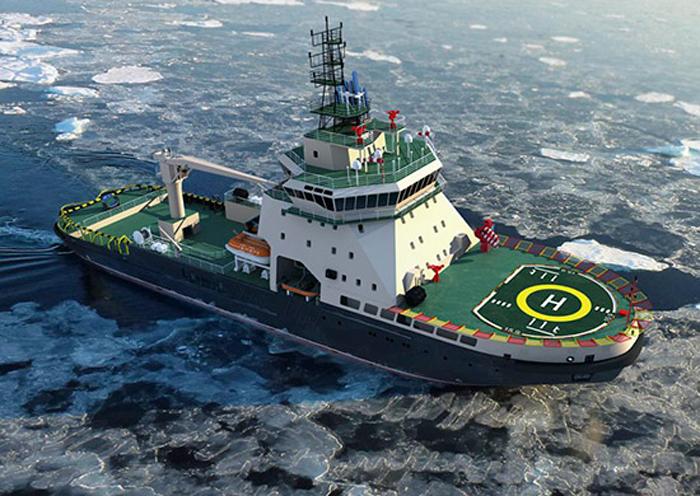 Perkuat Pertahanan Kawasan Arktik, Rusia Bentuk Armada Kapal Pemecah Es