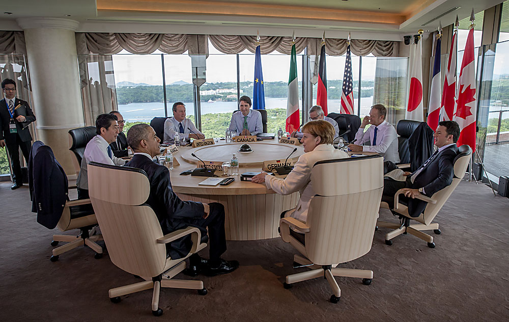 Il G7 e la posizione della Russia