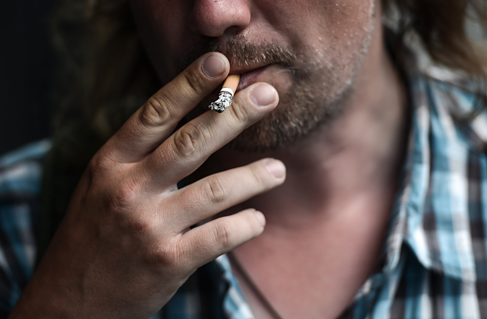 どこでも禁煙の時代