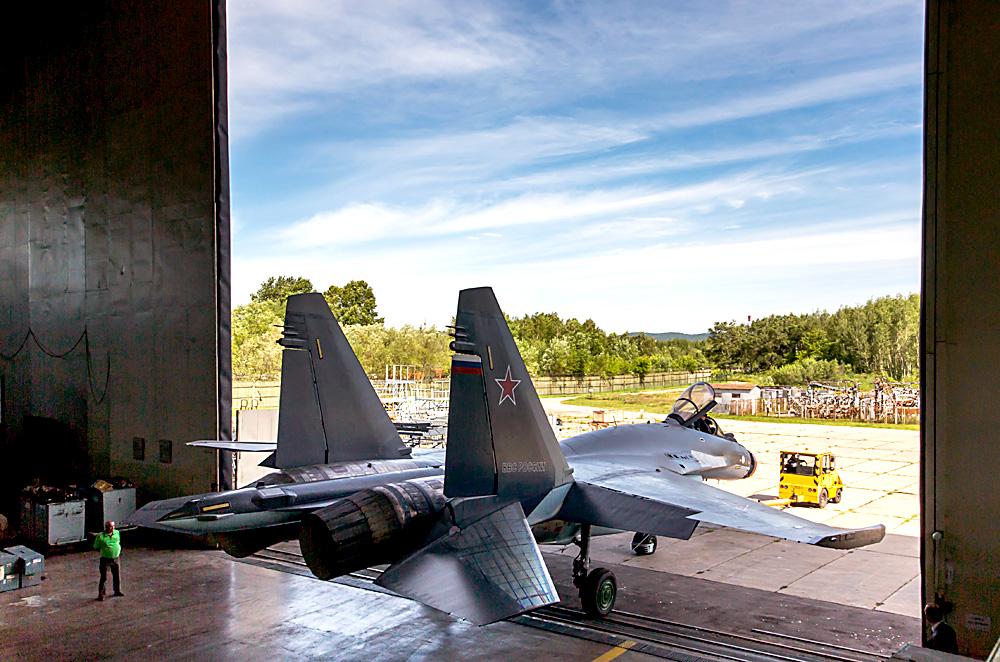 Akankah Su-35 Menjadi Jembatan Terakhir bagi RI Menuju Era Pesawat Siluman?