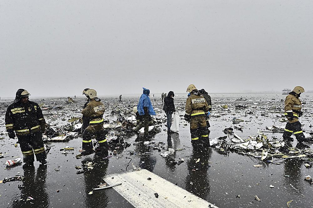 FlyDubai air disaster: Pilot error, technical malfunction or terrorism?