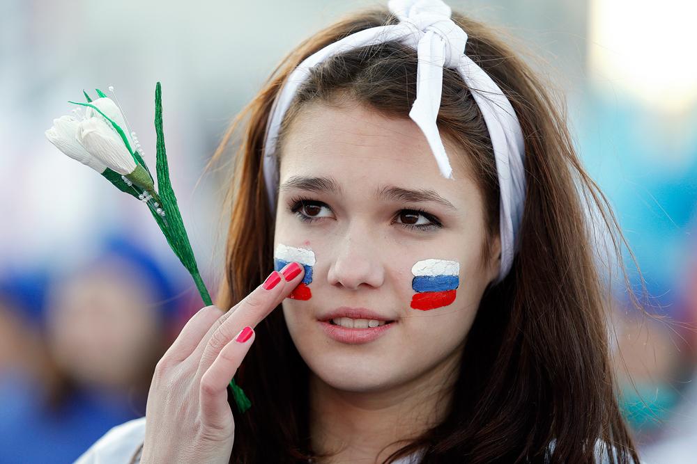Survei, Satu dari Empat Warga Rusia Percaya Negaranya Adalah kekuatan Besar