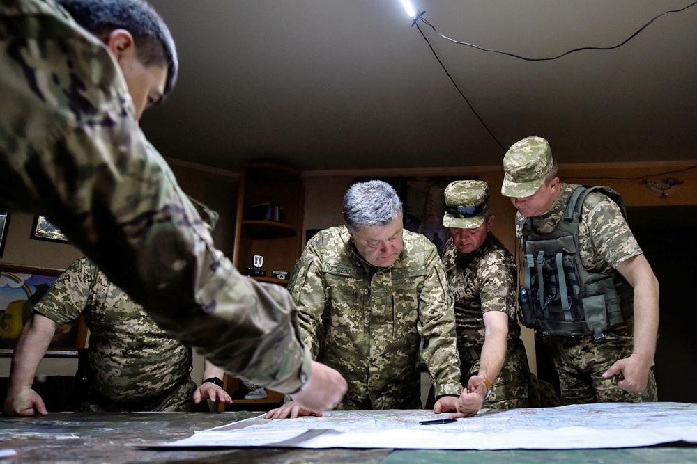 ウクライナ軍の侵攻の可能性は?