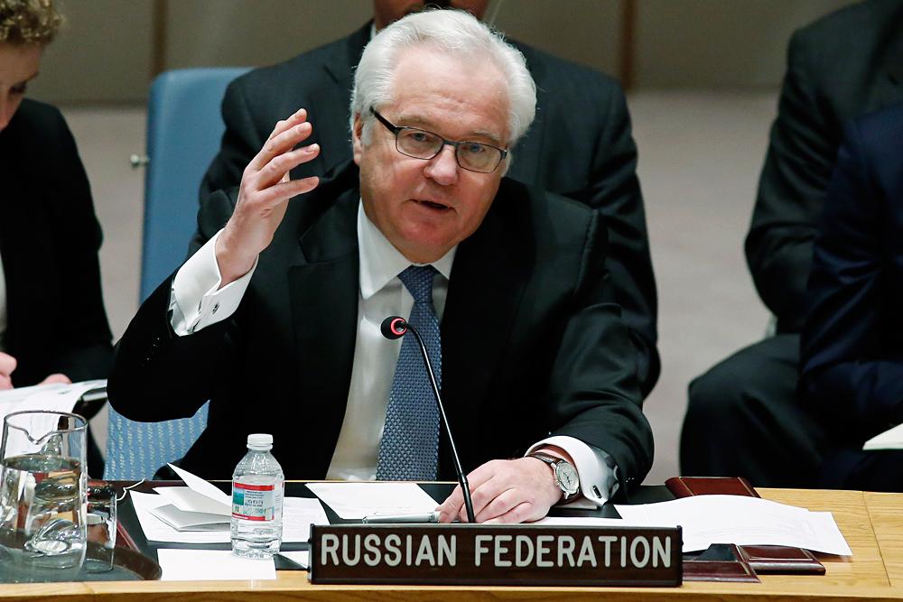 Rusia Ragukan Insiden Serangan AS Terhadap Tentara Suriah 'Tak Disengaja'