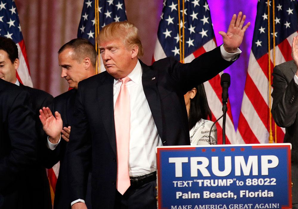 Khawatir Trump Terpilih, Kongres AS Ingin Buat Sanksi Anti-Rusia Permanen