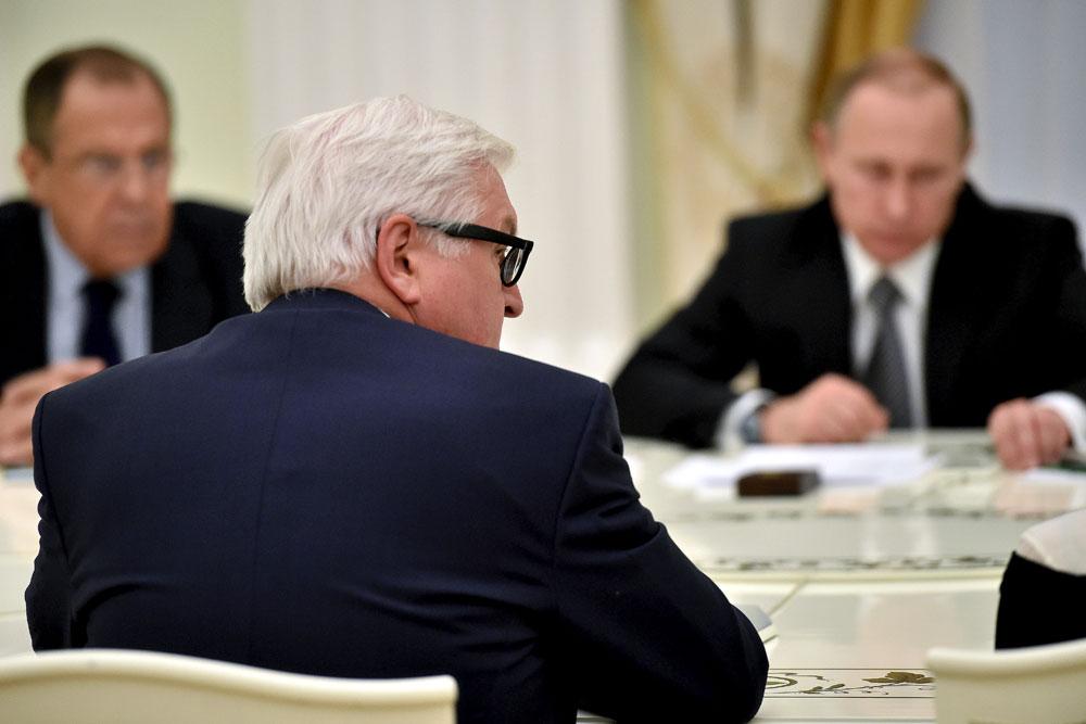 Akankah Moskow Kembali Bergabung dalam 'Kelompok Elit' G8?