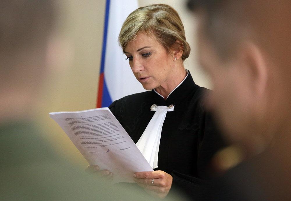 Por que, na Rússia, as mulheres são maioria entre os juízes? width=