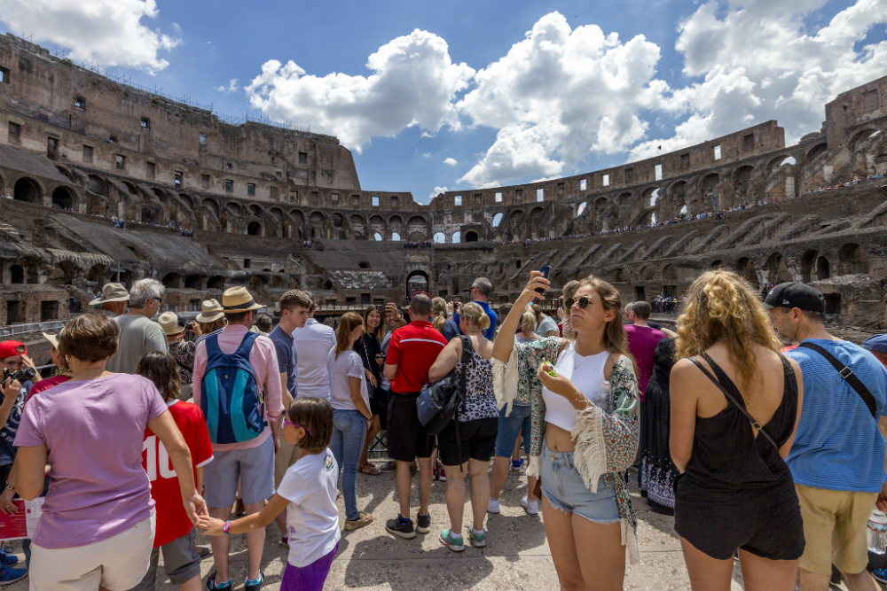 Turismo, i russi scelgono lu2019Italia