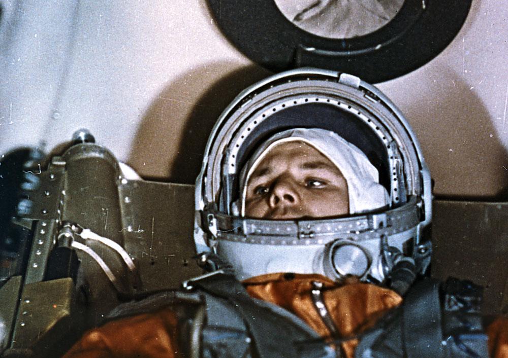 Gagarin, lu2019uomo che portu00f2 il mondo nello spazio