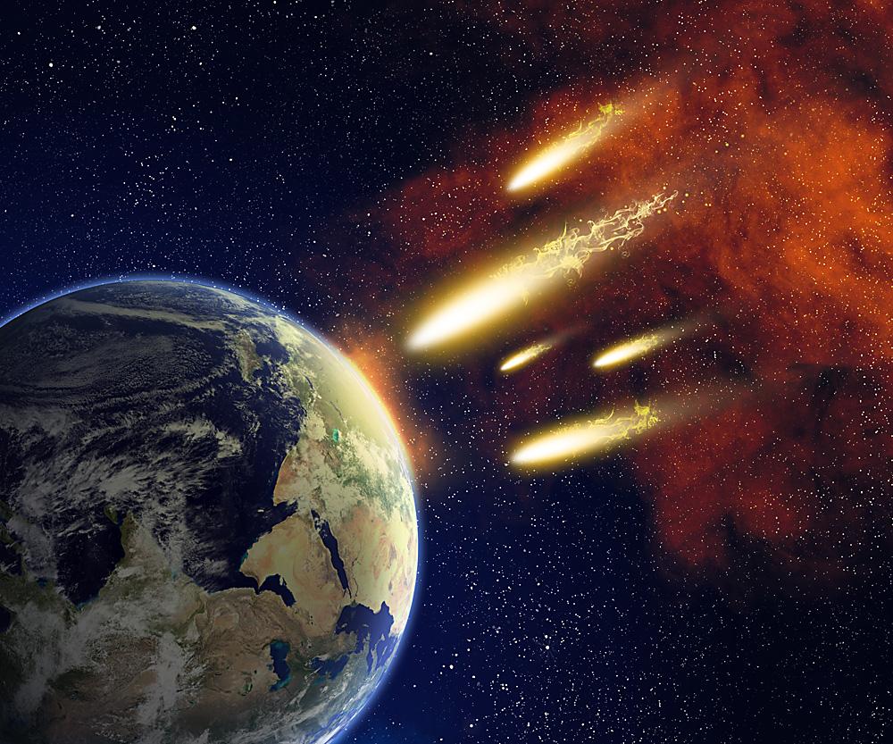 Rusia Kembangkan Teknologi Baru untuk Lindungi Bumi dari Asteroid
