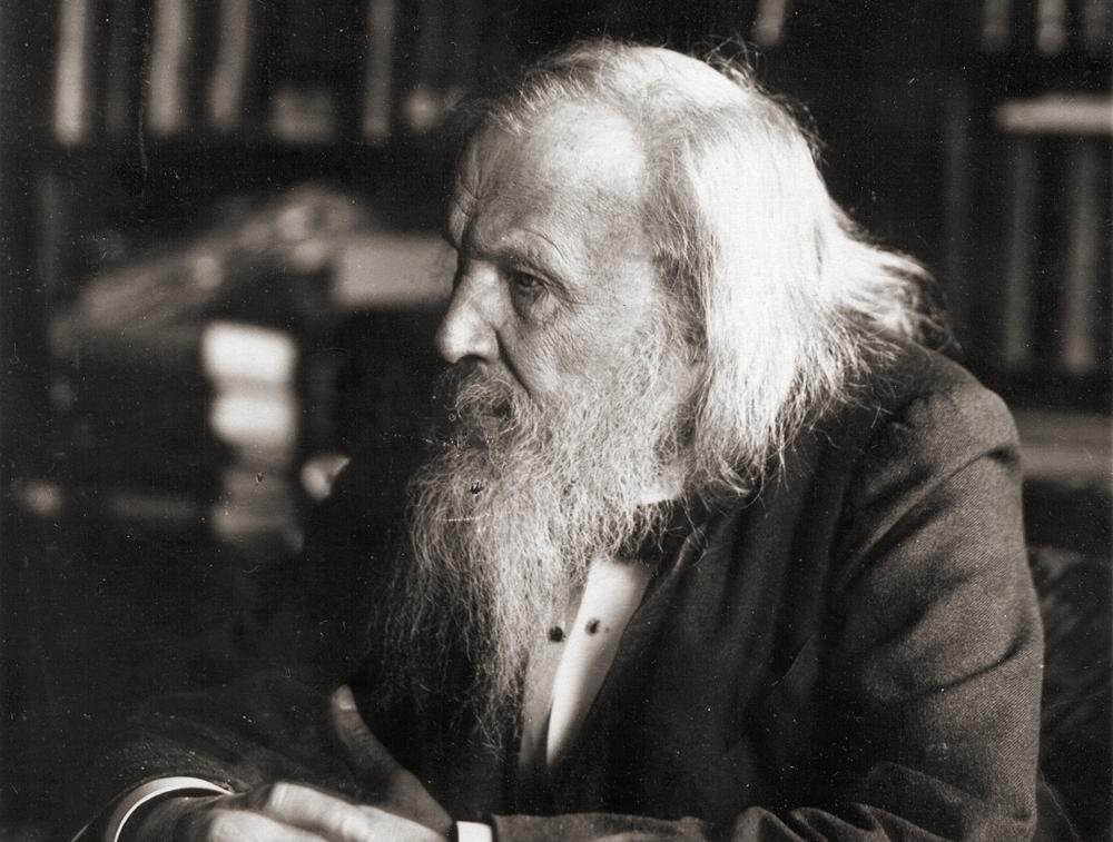 Da tabela periódica à vodca, curiosidades sobre Mendeleiev width=