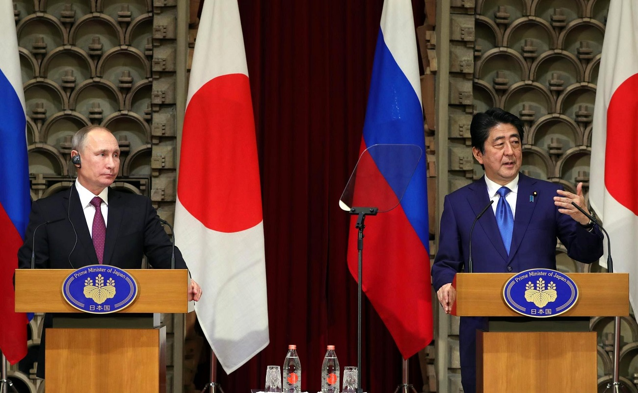 Experts say the summit has been much more positive for Russia than for Japan.