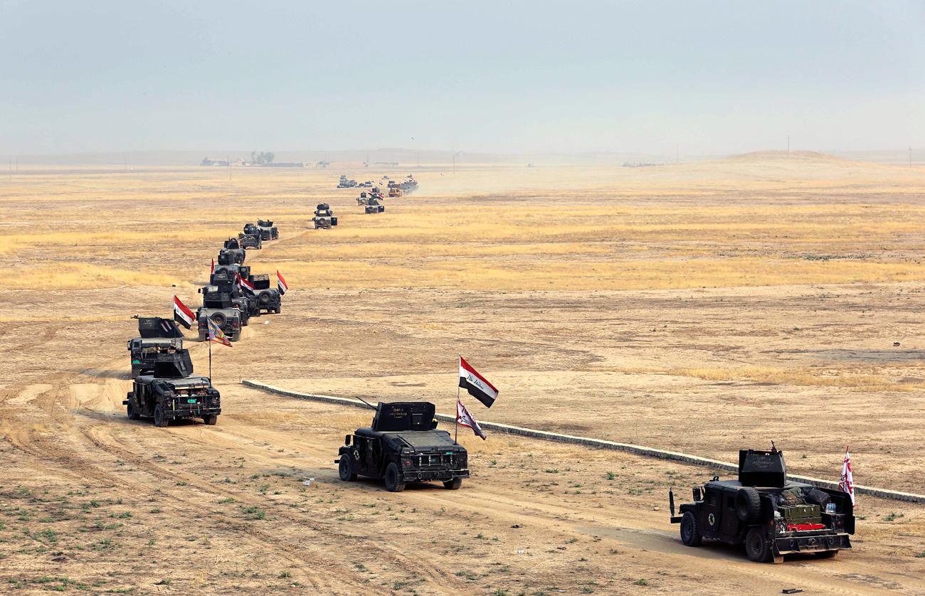 Rusia Kecam Serangan AS ke Wilayah Permukiman Warga di Irak