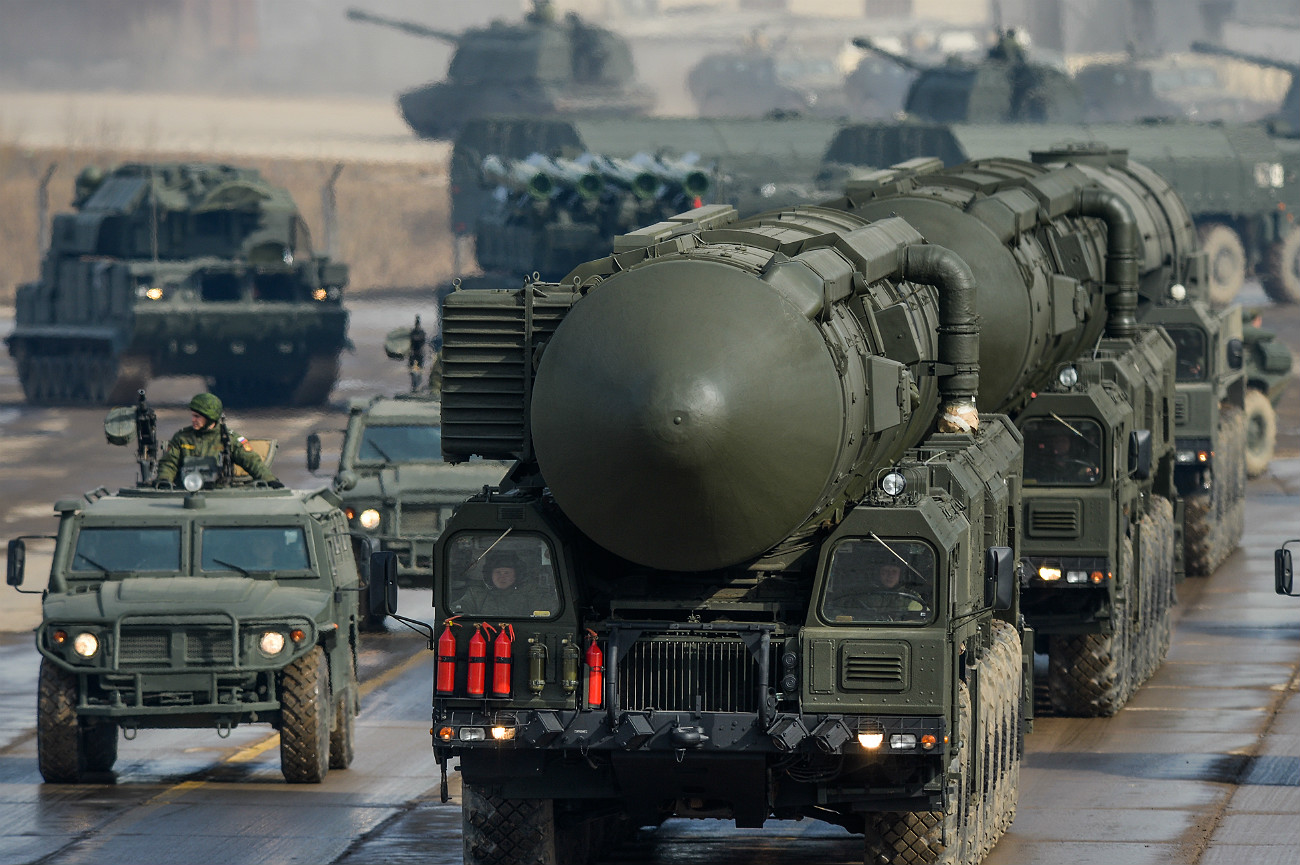 もっと読む:米との核削減協議は制裁解除で進展?