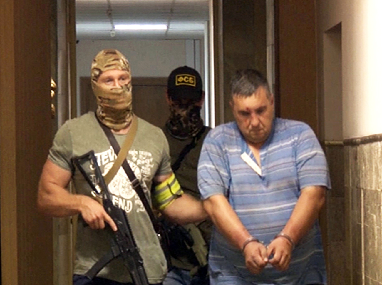 Sabotagem na Crimeia cria novo impasse nas relações Moscou-Kiev width=