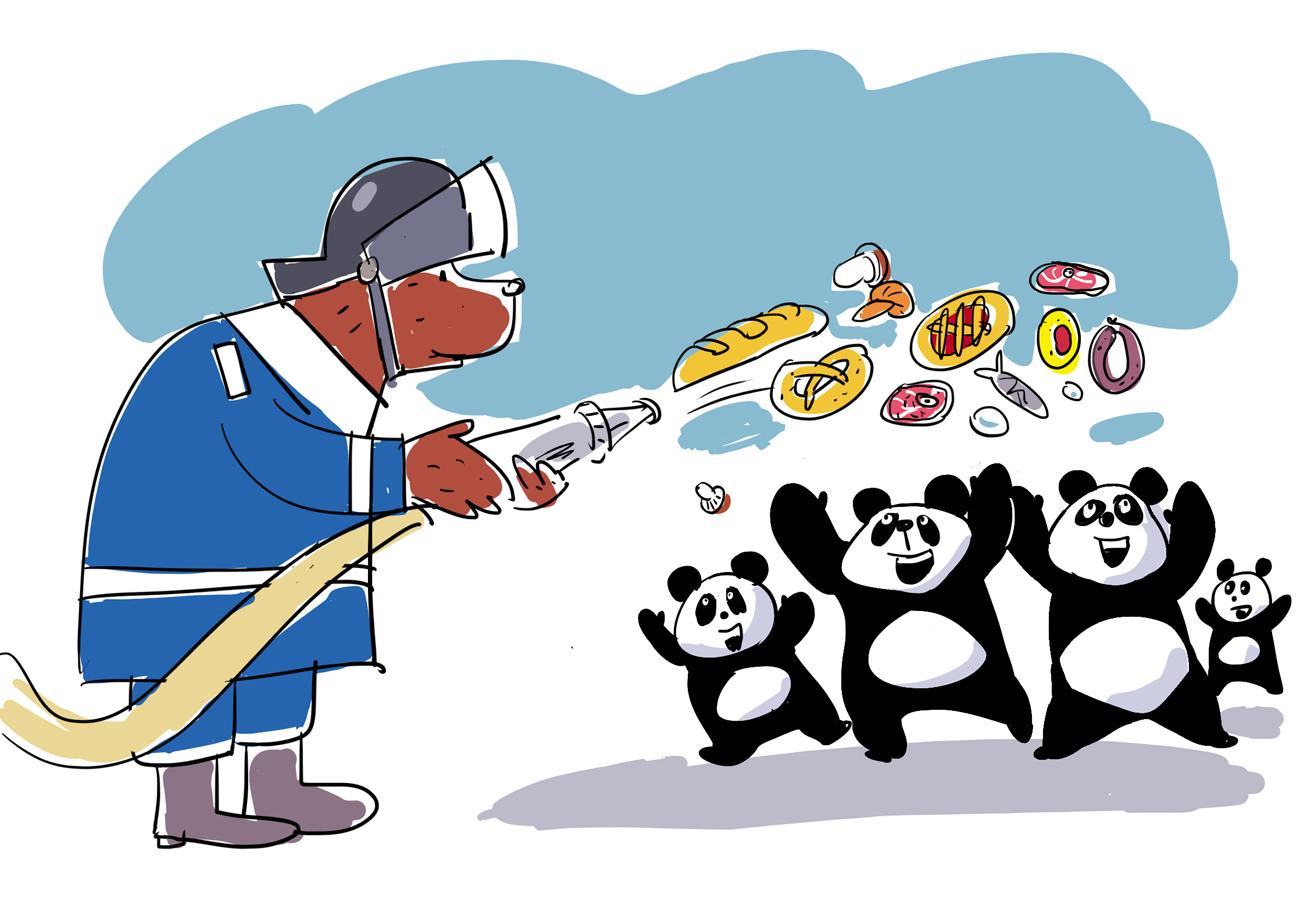 Agrícolas russos para saciar a fome chinesa width=