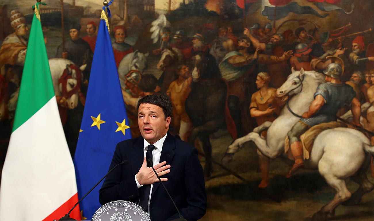Renzi, un Gorbachev all'italiana