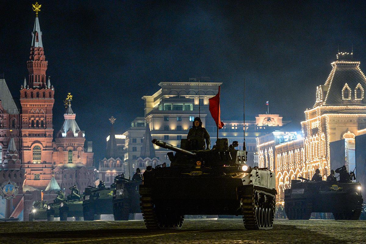 Fortalecimento do Exército russo: sinal de paz ou guerra? width=