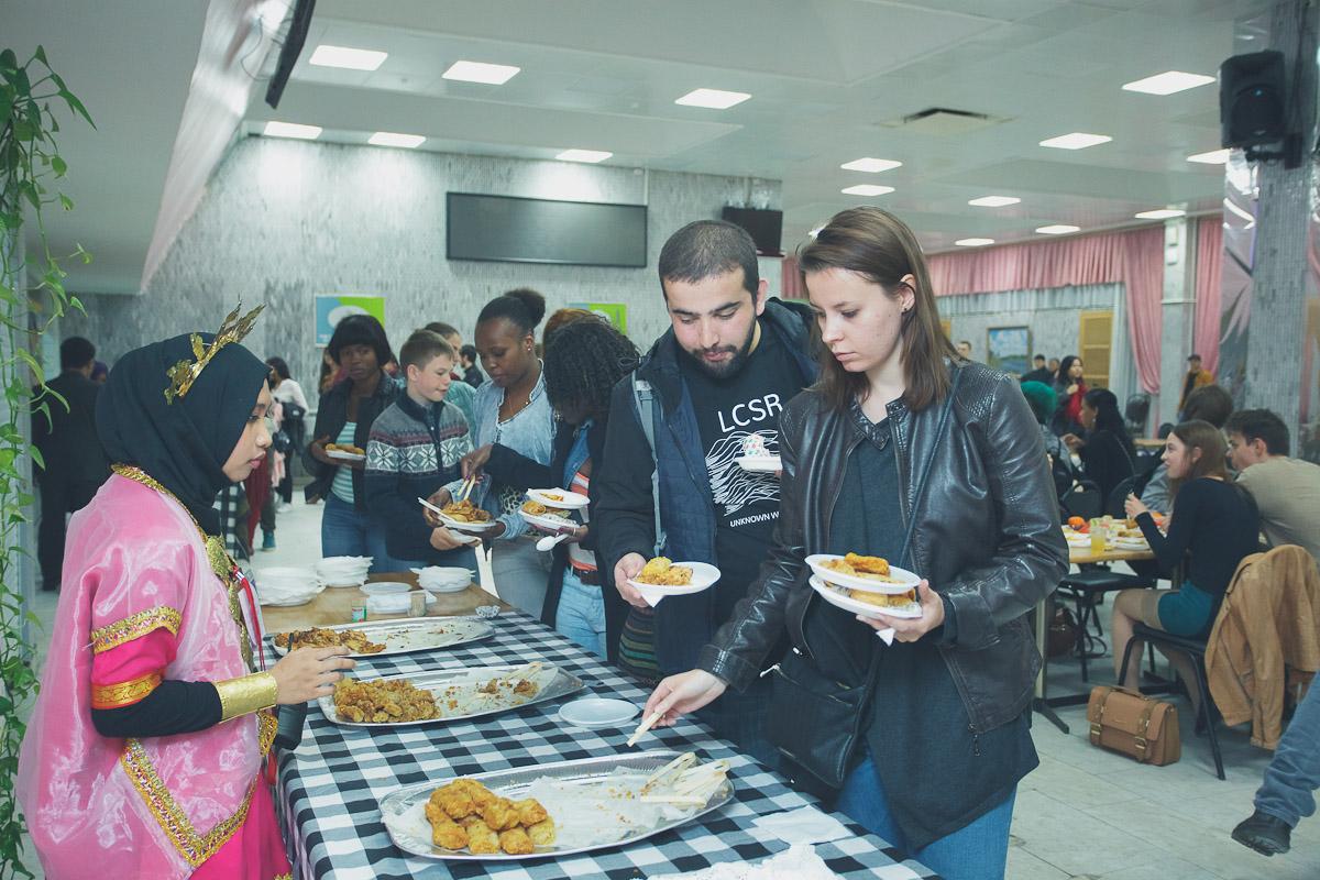 Festival Budaya dan Kuliner Indonesia di Kazan Ramai Pengunjung