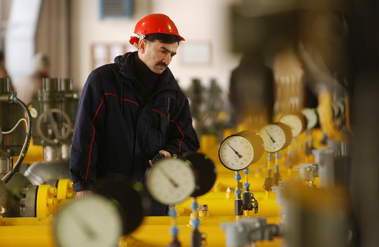 Gazprom autoriza revenda de gás na Europa width=