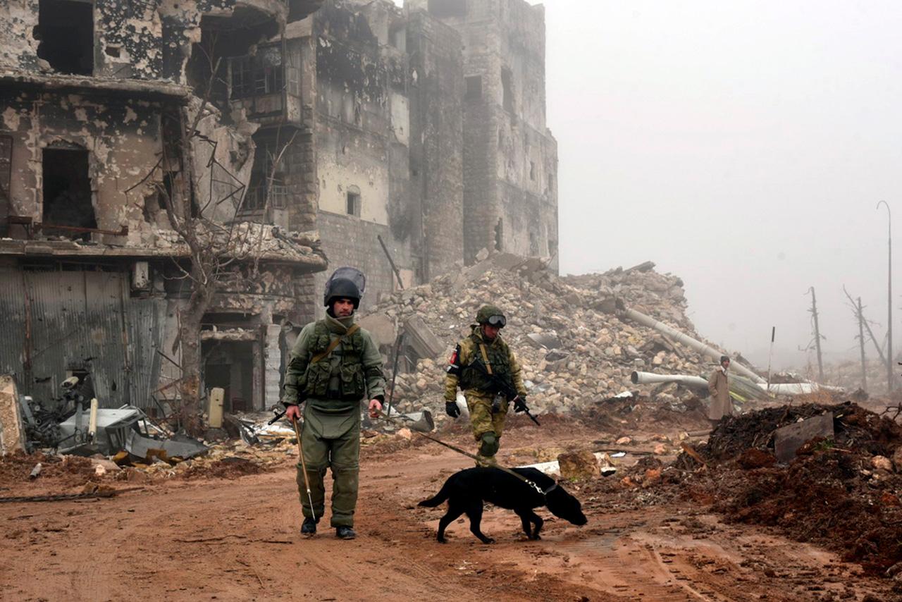 Empat Prajurit Rusia Tewas dalam Ledakan Kendaraan di Suriah