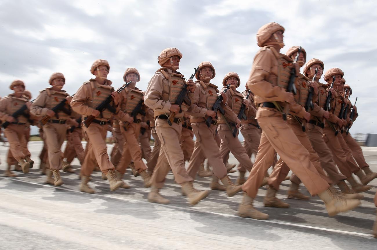 AS Giring Opini Masyarakat untuk Dukung Konflik Bersenjata dengan Rusia