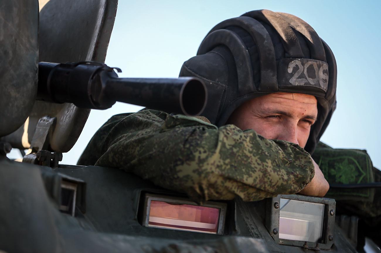 Cacat Teknis pada Perangkat Militer Rusia di Suriah Berhasil Terdeteksi