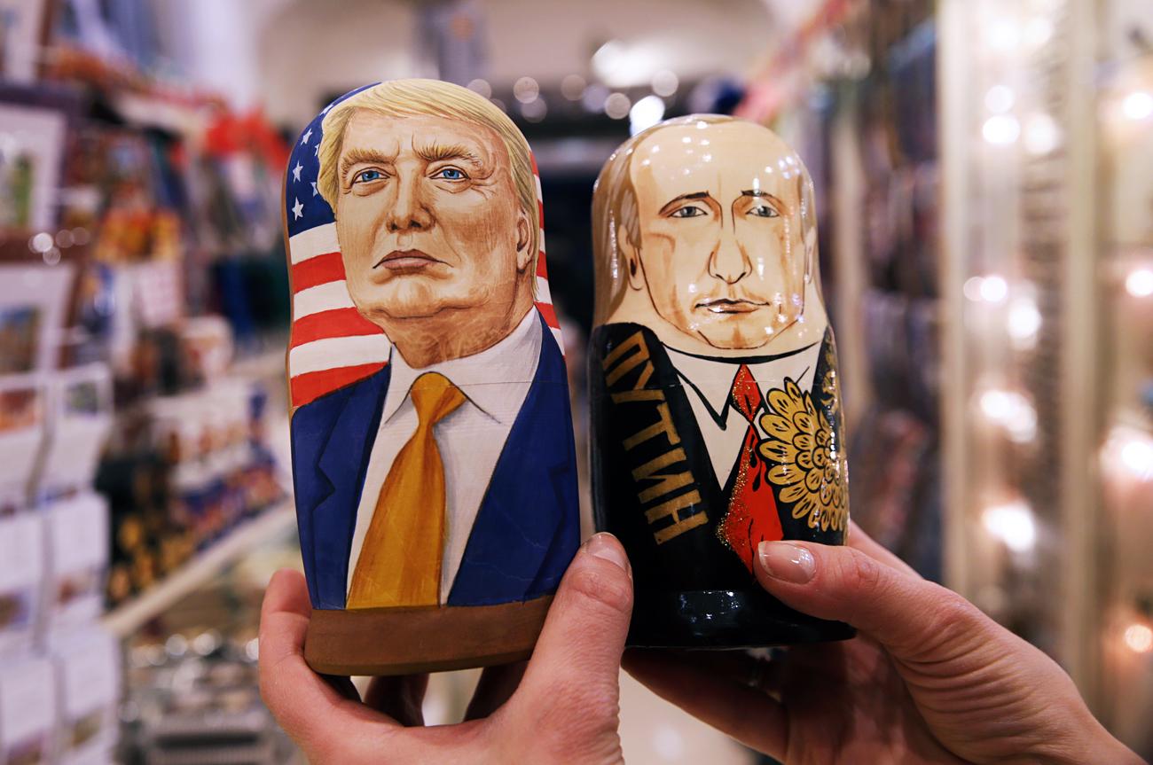 Kongres dan Pejabat AS Berencana Halangi Trump Batalkan Sanksi Anti-Rusia