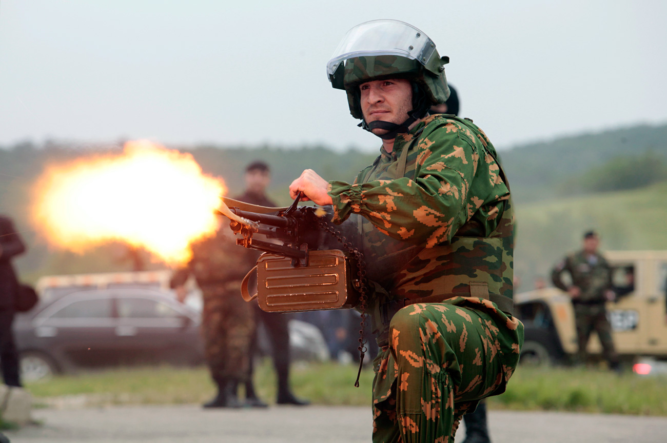 Rusia Kirim 400 Tentara Muslim Chechnya ke Aleppo