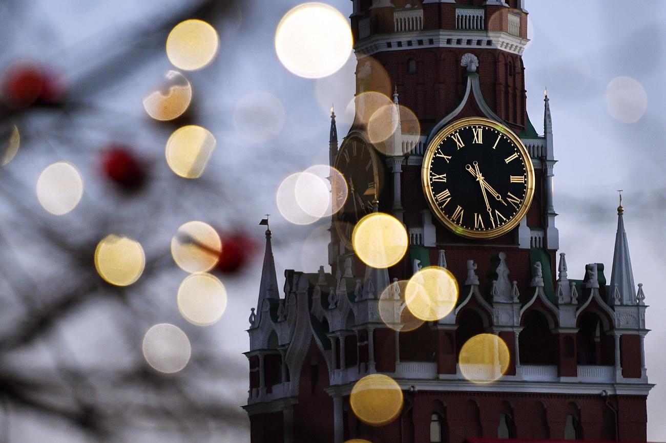 もっと読む:クレムリンの鐘時計の6の事実