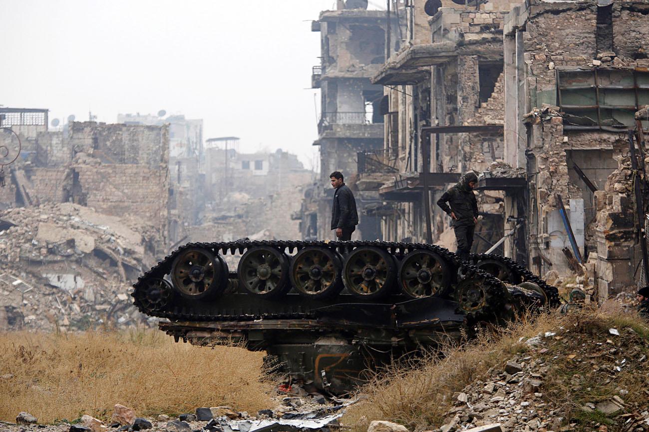 Apa yang Akan Dilakukan Rusia Setelah Pembebasan Aleppo?