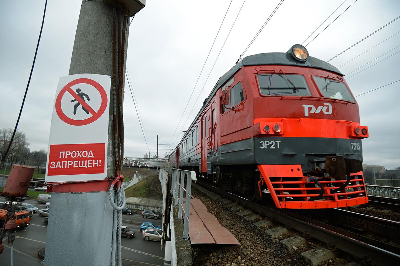 Selamatkan Lansia, Seorang Dokter di Moskow Tewas Tertabrak Kereta