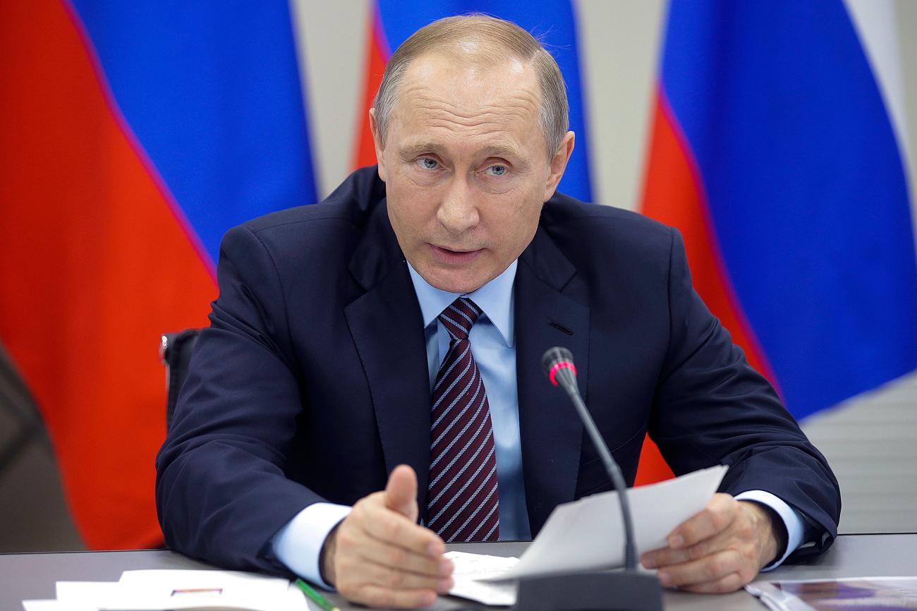 Zašto je Putin ukinuo Krimski federalni okrug?