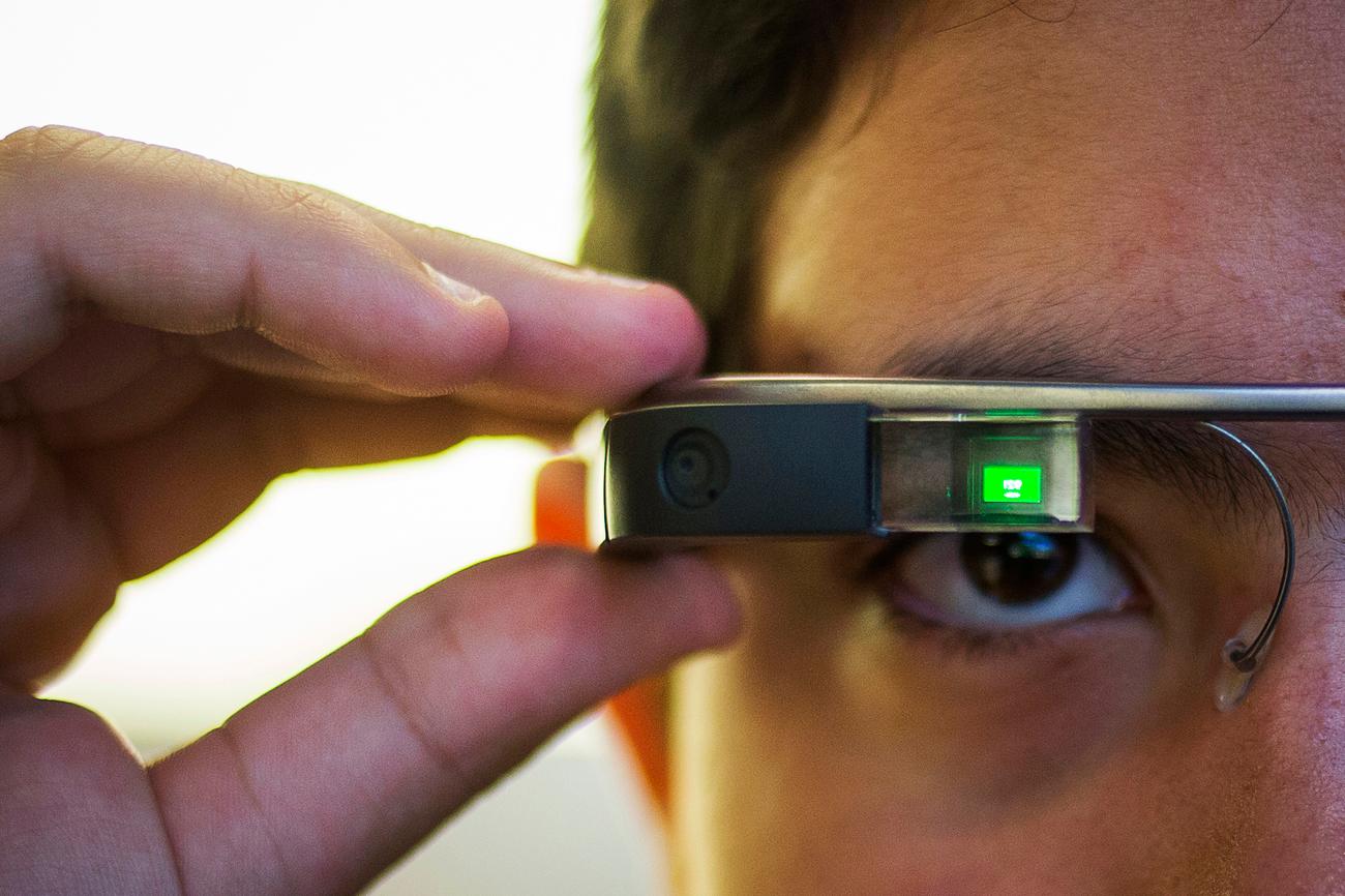 Google Glass poderá ajudar a identificar doenças cerebrais width=