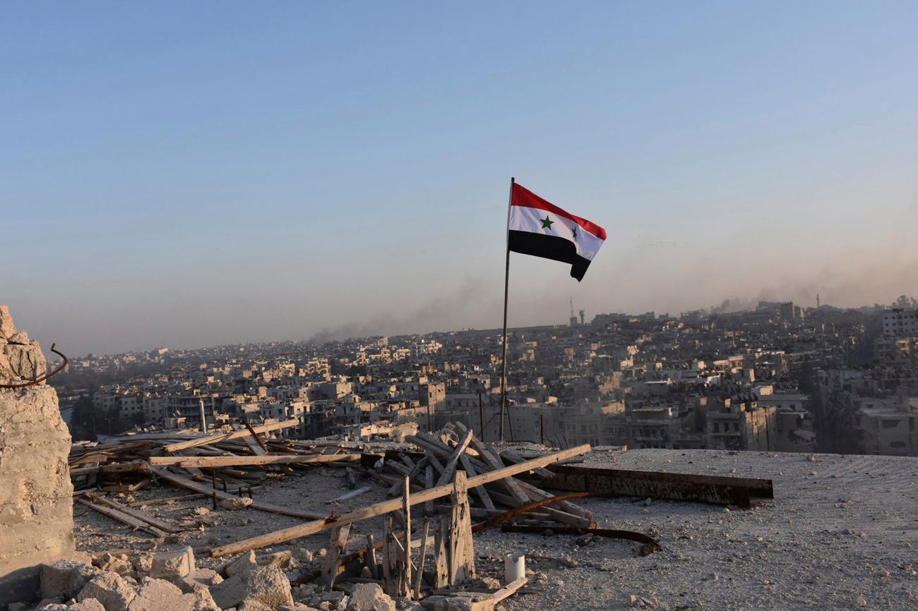 Tentara Suriah Kuasai Seluruh Aleppo, Assad: Kemenangan untuk Rusia Juga