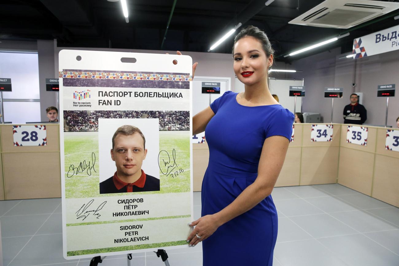 Rusia Terbitkan 'Kartu Penggemar' Piala Dunia 2018, Berlaku Sebagai Visa