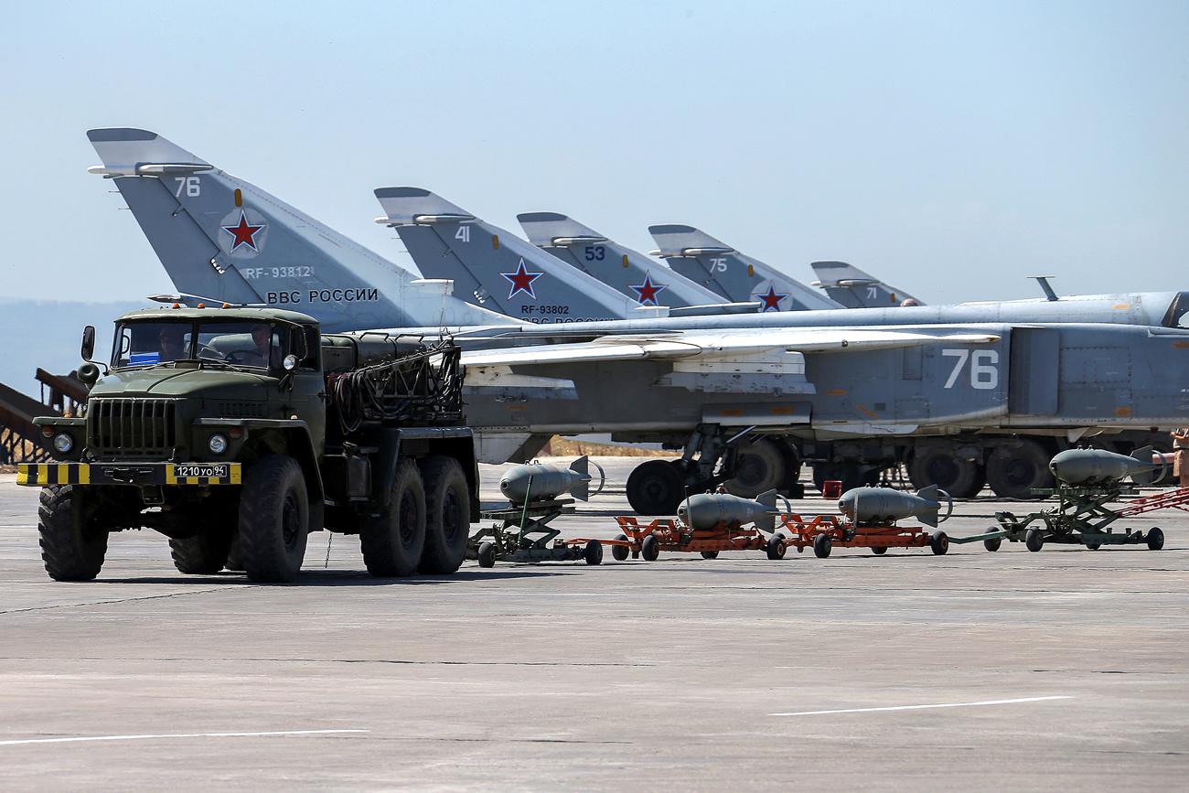 Rusia Tolak Pembentukan Koalisi Baru di Suriah yang Tak Disetujui PBB