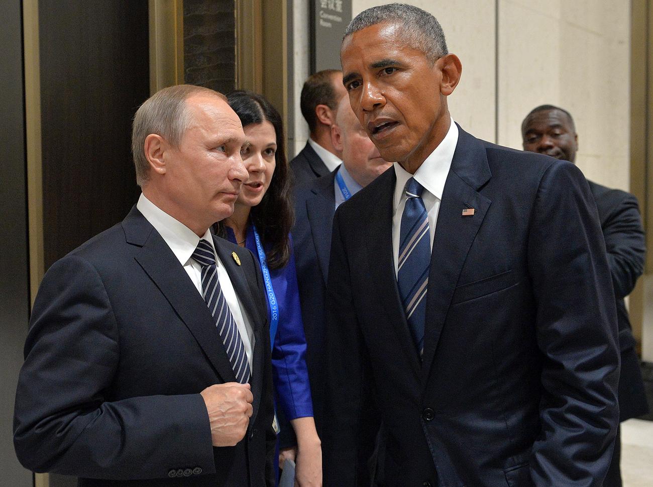 Berencana Menarik Diri dari Suriah, AS Disebut Akui Kemenangan Putin